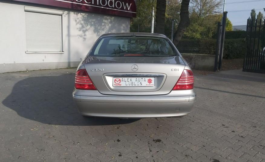 Mercedes S 320 S KLASA 320 CDI 218KM zdjęcie 6
