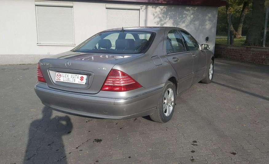Mercedes S 320 S KLASA 320 CDI 218KM zdjęcie 7