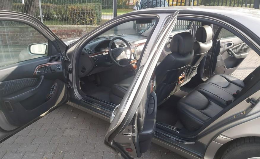Mercedes S 320 S KLASA 320 CDI 218KM zdjęcie 8