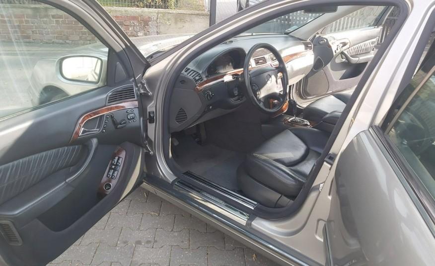 Mercedes S 320 S KLASA 320 CDI 218KM zdjęcie 10