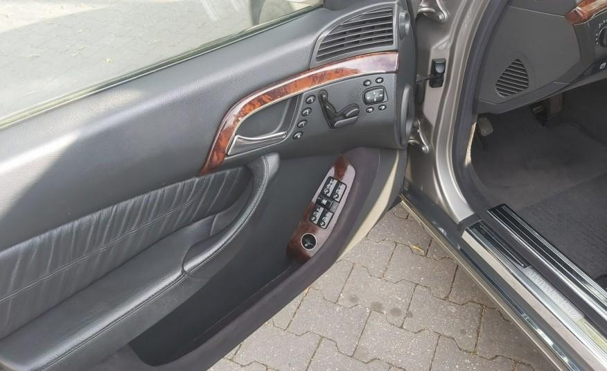 Mercedes S 320 S KLASA 320 CDI 218KM zdjęcie 11