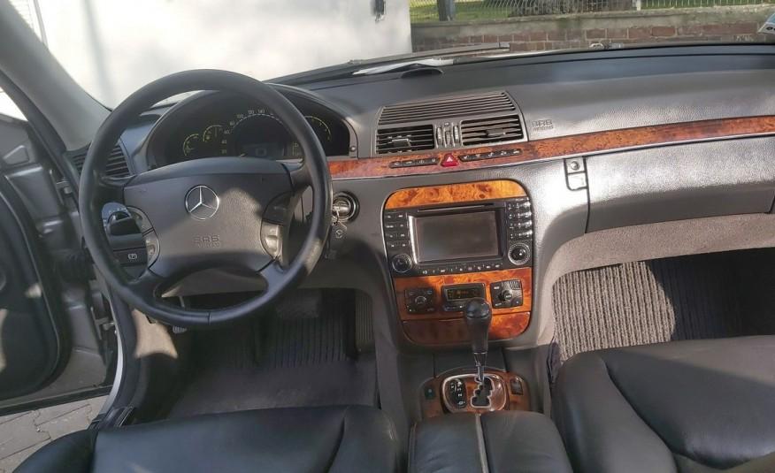 Mercedes S 320 S KLASA 320 CDI 218KM zdjęcie 16
