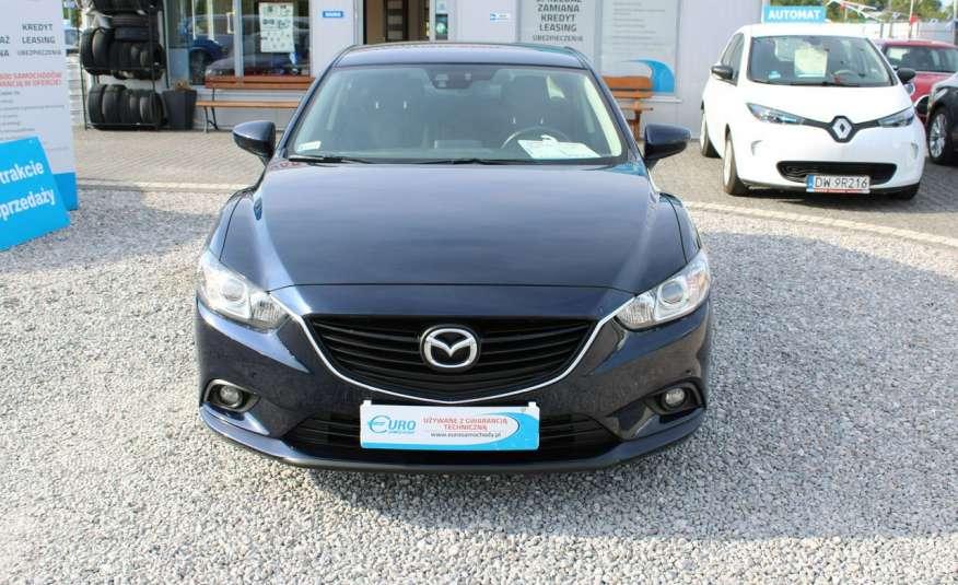 Mazda 6 F-Vat, Sedan, Navi, Sal. PL zdjęcie 2