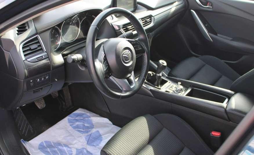 Mazda 6 F-Vat, Sedan, Navi, Sal. PL zdjęcie 15