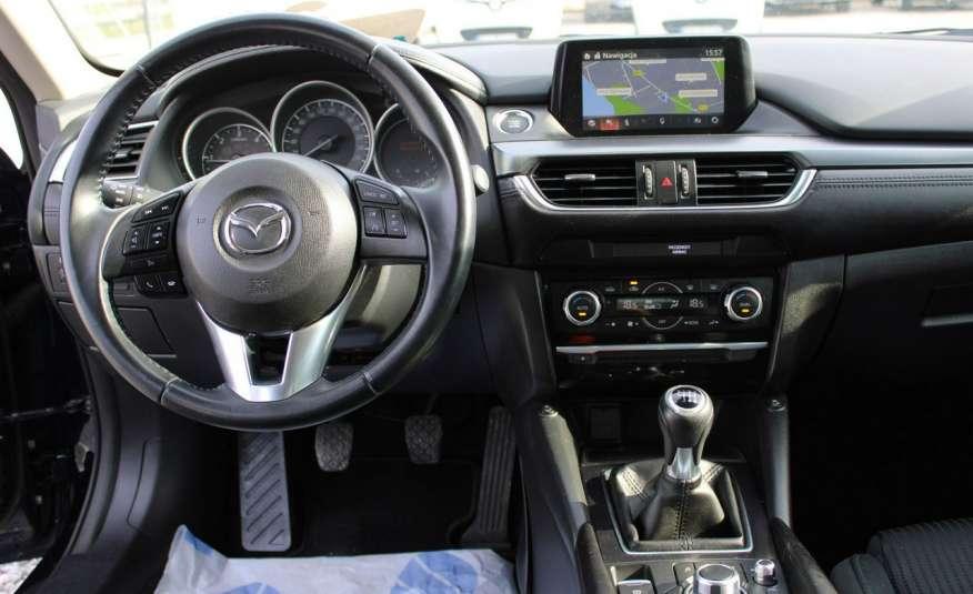 Mazda 6 F-Vat, Sedan, Navi, Sal. PL zdjęcie 18