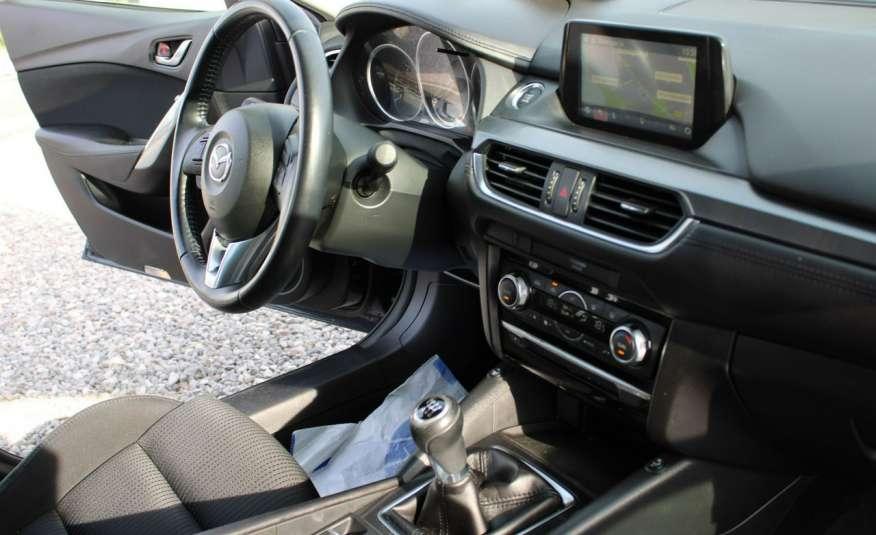 Mazda 6 F-Vat, Sedan, Navi, Sal. PL zdjęcie 23