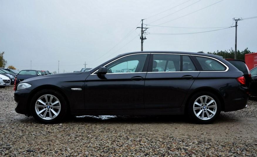 BMW 520 Opłacona 2.0D 184KM Serwis Panorama Navi Skóra Xenon zdjęcie 2