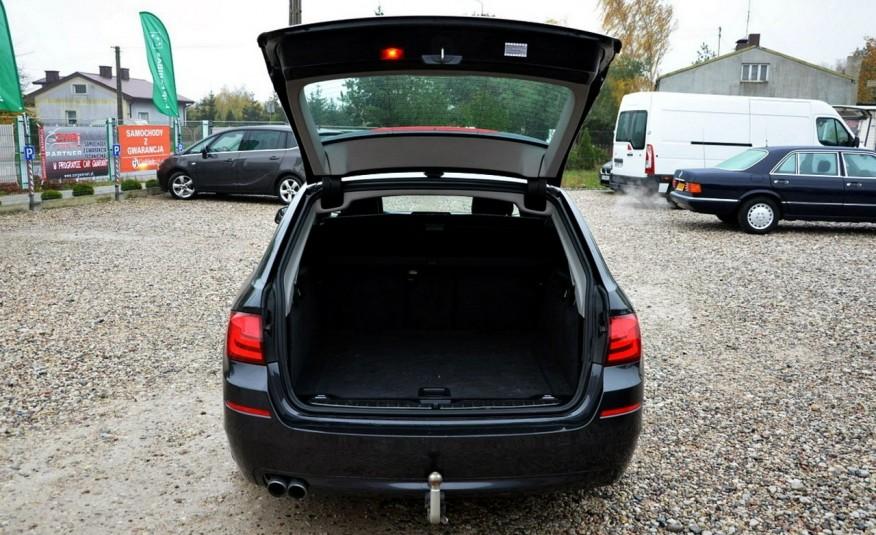 BMW 520 Opłacona 2.0D 184KM Serwis Panorama Navi Skóra Xenon zdjęcie 4