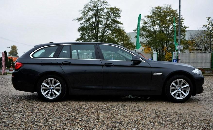 BMW 520 Opłacona 2.0D 184KM Serwis Panorama Navi Skóra Xenon zdjęcie 5