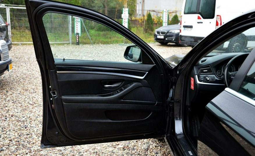 BMW 520 Opłacona 2.0D 184KM Serwis Panorama Navi Skóra Xenon zdjęcie 17