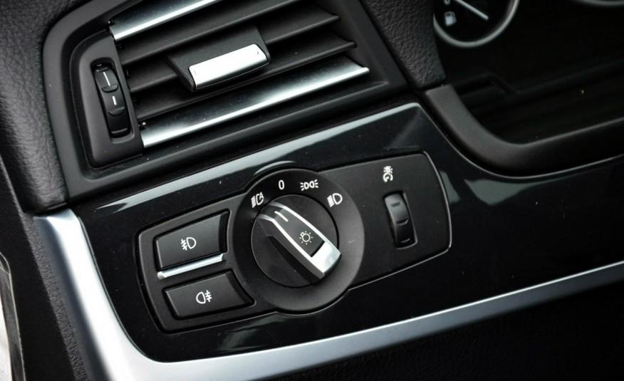 BMW 520 Opłacona 2.0D 184KM Serwis Panorama Navi Skóra Xenon zdjęcie 23
