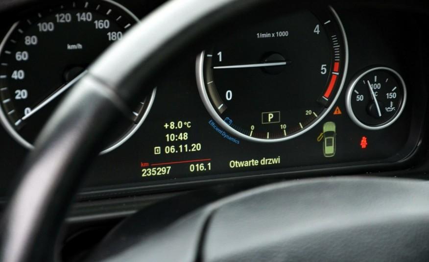 BMW 520 Opłacona 2.0D 184KM Serwis Panorama Navi Skóra Xenon zdjęcie 24