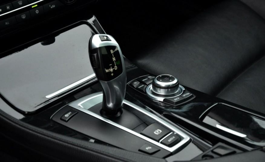 BMW 520 Opłacona 2.0D 184KM Serwis Panorama Navi Skóra Xenon zdjęcie 25