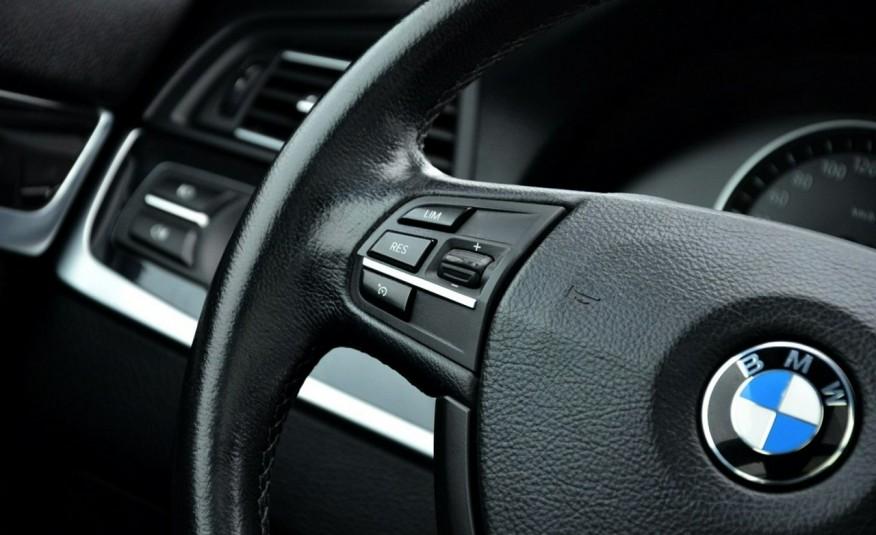 BMW 520 Opłacona 2.0D 184KM Serwis Panorama Navi Skóra Xenon zdjęcie 34