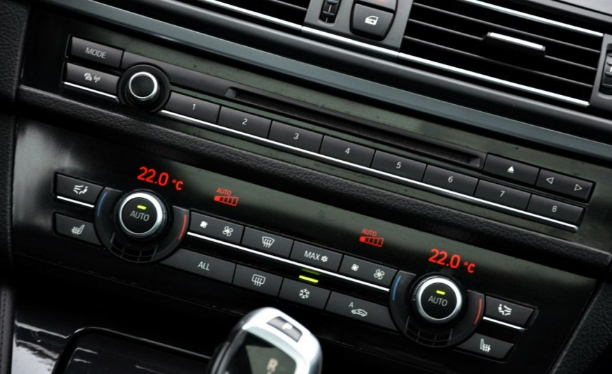 BMW 520 Opłacona 2.0D 184KM Serwis Panorama Navi Skóra Xenon zdjęcie 38