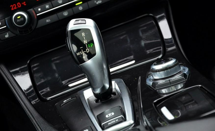 BMW 520 Opłacona 2.0D 184KM Serwis Panorama Navi Skóra Xenon zdjęcie 39