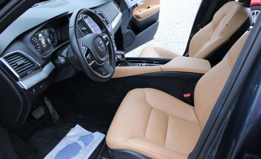 Volvo XC 90 Salon.4x4, Czujniki Parkowania, Faktura vat, Automat, El.klapa, Skora, zdjęcie 6