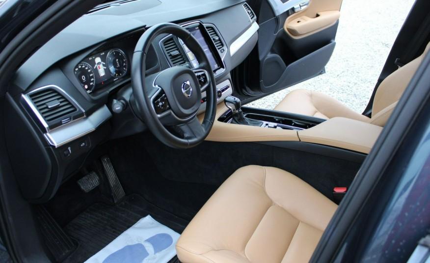 Volvo XC 90 Salon.4x4, Czujniki Parkowania, Faktura vat, Automat, El.klapa, Skora, zdjęcie 9