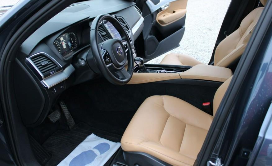 Volvo XC 90 Salon.4x4, Czujniki Parkowania, Faktura vat, Automat, El.klapa, Skora, zdjęcie 13