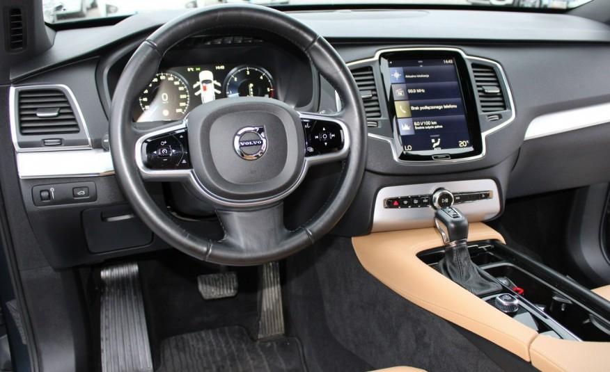 Volvo XC 90 Salon.4x4, Czujniki Parkowania, Faktura vat, Automat, El.klapa, Skora, zdjęcie 15