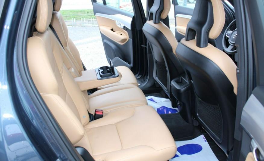 Volvo XC 90 Salon.4x4, Czujniki Parkowania, Faktura vat, Automat, El.klapa, Skora, zdjęcie 19