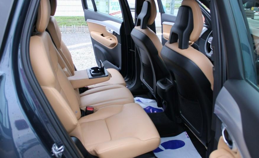 Volvo XC 90 Salon.4x4, Czujniki Parkowania, Faktura vat, Automat, El.klapa, Skora, zdjęcie 20