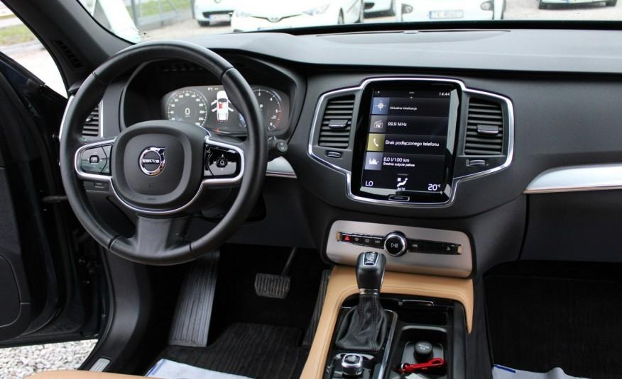 Volvo XC 90 Salon.4x4, Czujniki Parkowania, Faktura vat, Automat, El.klapa, Skora, zdjęcie 22