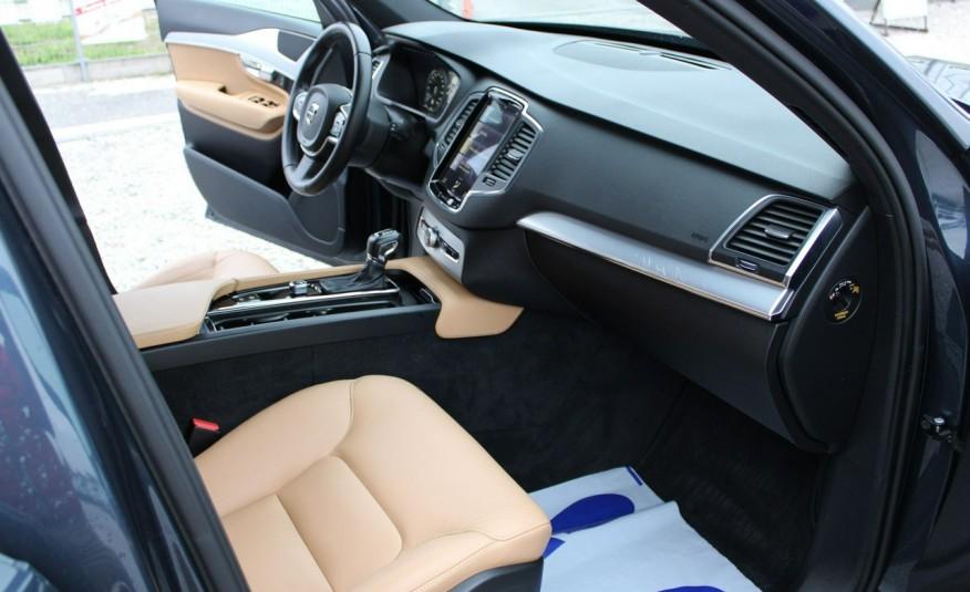 Volvo XC 90 Salon.4x4, Czujniki Parkowania, Faktura vat, Automat, El.klapa, Skora, zdjęcie 24