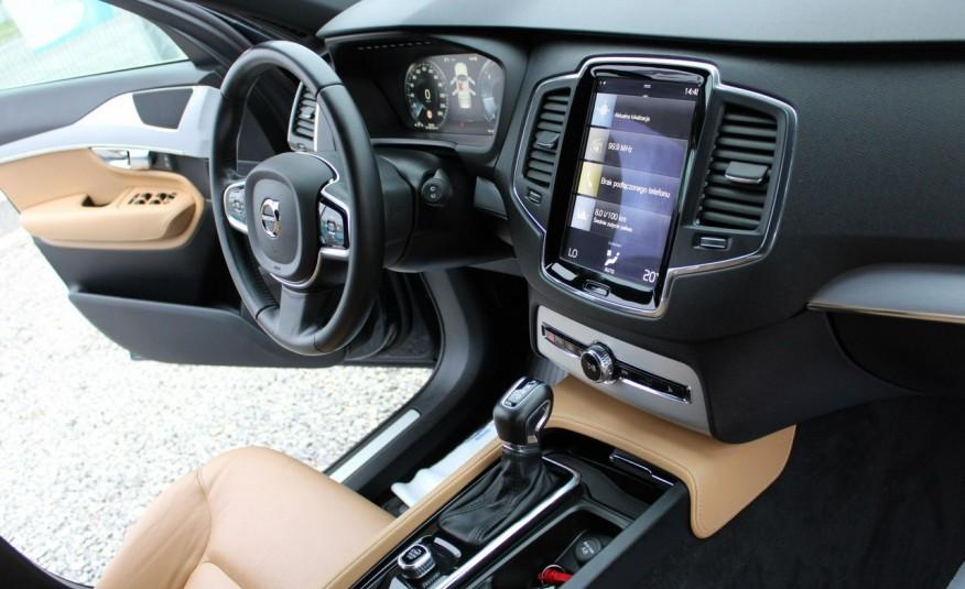 Volvo XC 90 Salon.4x4, Czujniki Parkowania, Faktura vat, Automat, El.klapa, Skora, zdjęcie 27