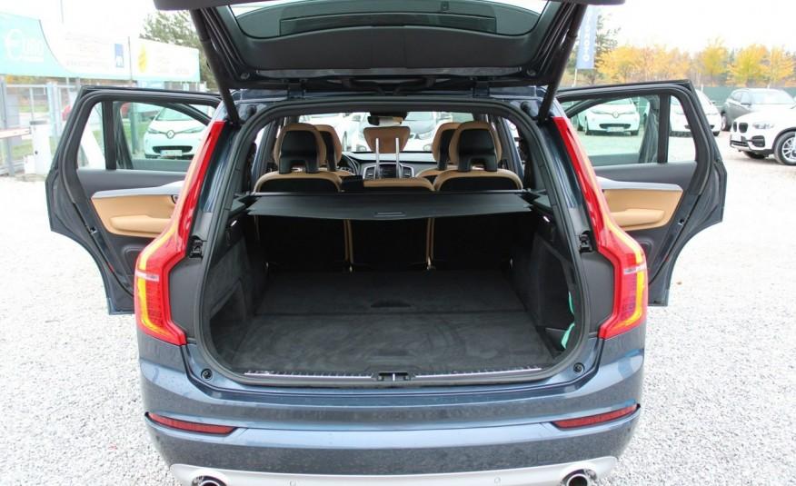 Volvo XC 90 Salon.4x4, Czujniki Parkowania, Faktura vat, Automat, El.klapa, Skora, zdjęcie 30