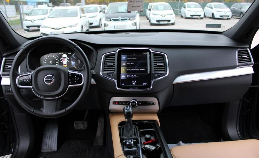 Volvo XC 90 Salon.4x4, Czujniki Parkowania, Faktura vat, Automat, El.klapa, Skora, zdjęcie 33