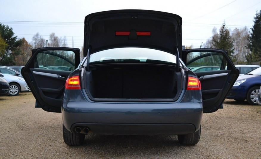 Audi A4 Zadbany 2.0 TDI 143KM 2008r 140tkm zdjęcie 7