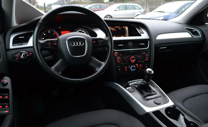Audi A4 Zadbany 2.0 TDI 143KM 2008r 140tkm zdjęcie 10