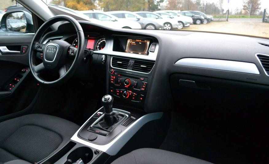 Audi A4 Zadbany 2.0 TDI 143KM 2008r 140tkm zdjęcie 11