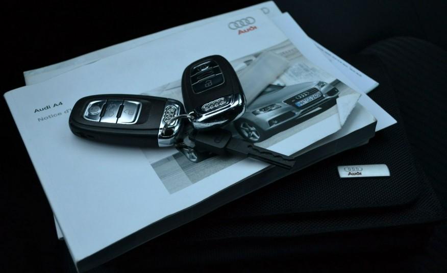 Audi A4 Zadbany 2.0 TDI 143KM 2008r 140tkm zdjęcie 17