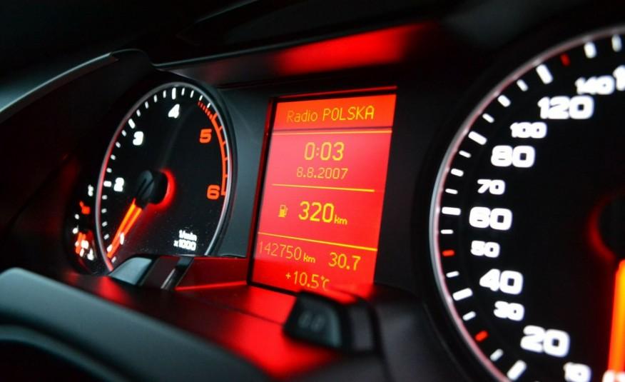Audi A4 Zadbany 2.0 TDI 143KM 2008r 140tkm zdjęcie 19