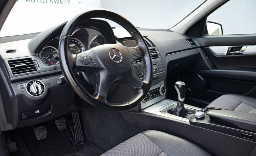 Mercedes C 220 2.2 CDI Raty Zamiana Gwarancja Zarejestrowany zdjęcie 13