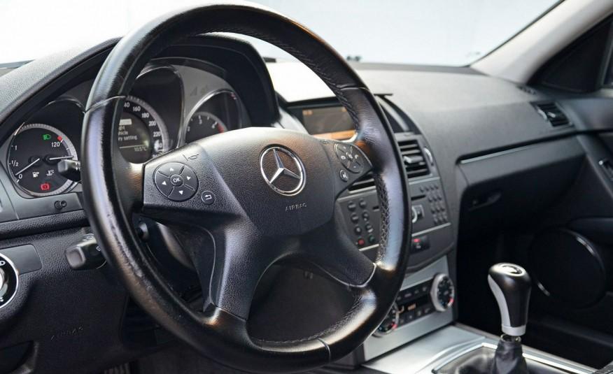 Mercedes C 220 2.2 CDI Raty Zamiana Gwarancja Zarejestrowany zdjęcie 14