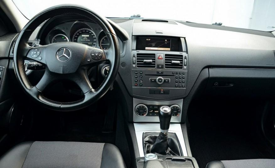 Mercedes C 220 2.2 CDI Raty Zamiana Gwarancja Zarejestrowany zdjęcie 21