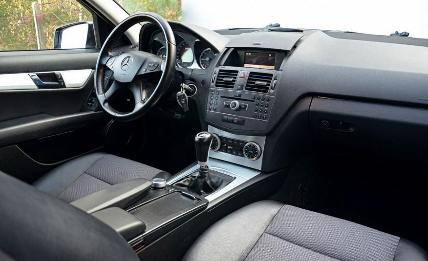 Mercedes C 220 2.2 CDI Raty Zamiana Gwarancja Zarejestrowany zdjęcie 27