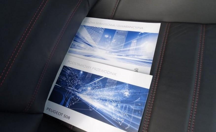 Peugeot 508 2.0 Salon PL 1 wł ASO FV23% Transport GRATIS zdjęcie 5