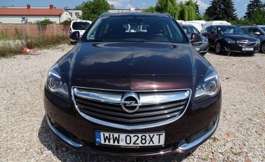 Opel Insignia 2.0 CDTI Salon PL 1 wł ASO FV23% Transport GRATIS zdjęcie 2