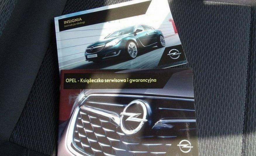 Opel Insignia 2.0 CDTI Salon PL 1 wł ASO FV23% Transport GRATIS zdjęcie 5