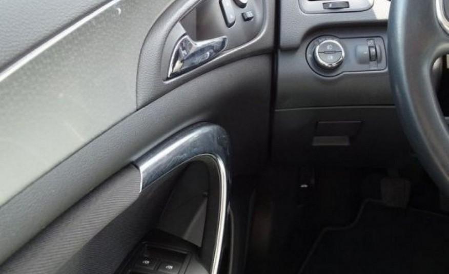 Opel Insignia 2.0 CDTI Salon PL 1 wł ASO FV23% Transport GRATIS zdjęcie 11