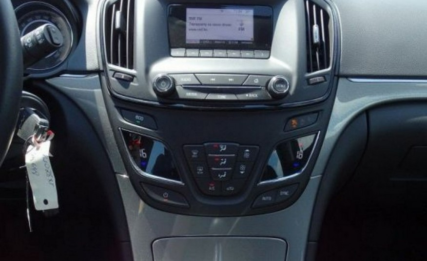 Opel Insignia 2.0 CDTI Salon PL 1 wł ASO FV23% Transport GRATIS zdjęcie 13