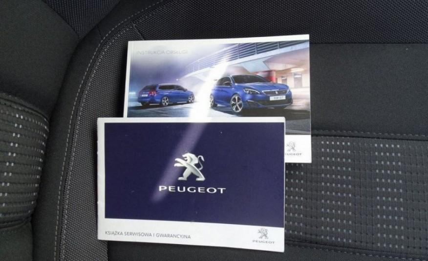 Peugeot 308 1.6 BlueHDi Salon PL 1 wł ASO FV23% Transport GRATIS zdjęcie 5