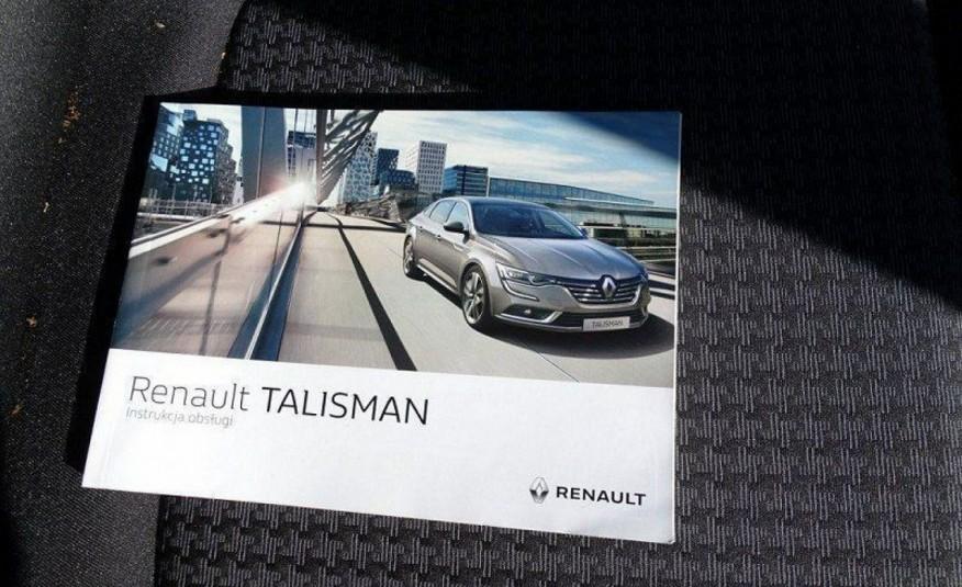 Renault Talisman 1.6 Salon PL 1 wł ASO FV23% Transport GRATIS zdjęcie 5
