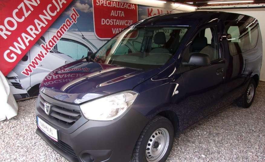 Dacia dokker zdjęcie 1