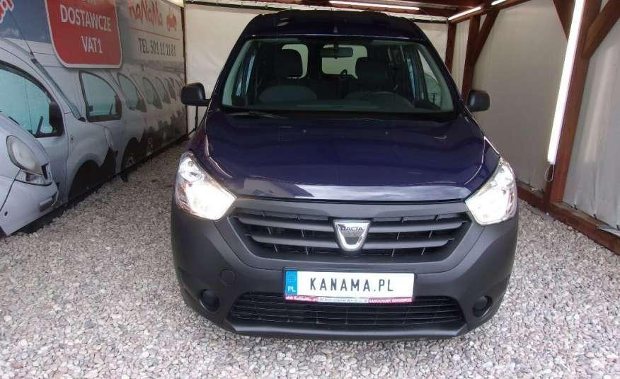 Dacia dokker zdjęcie 2
