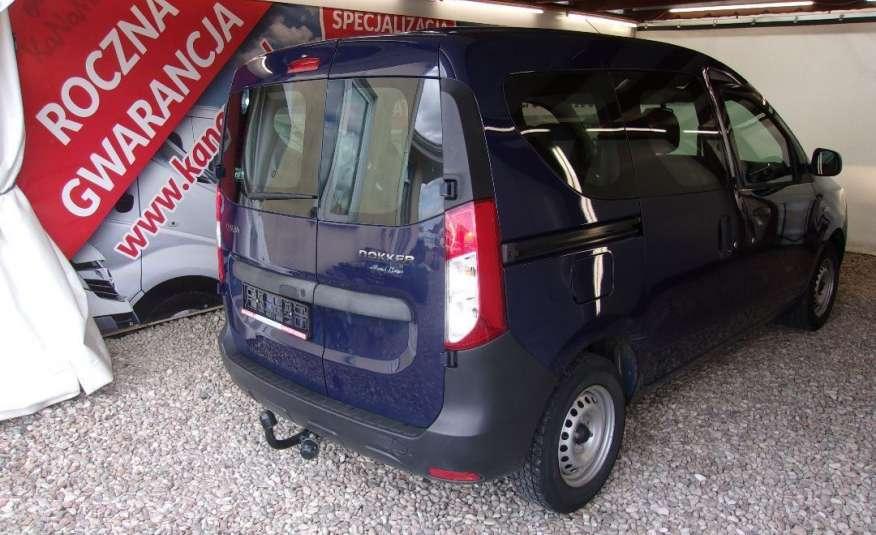 Dacia dokker zdjęcie 5